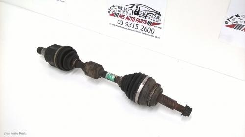 left driveshaft