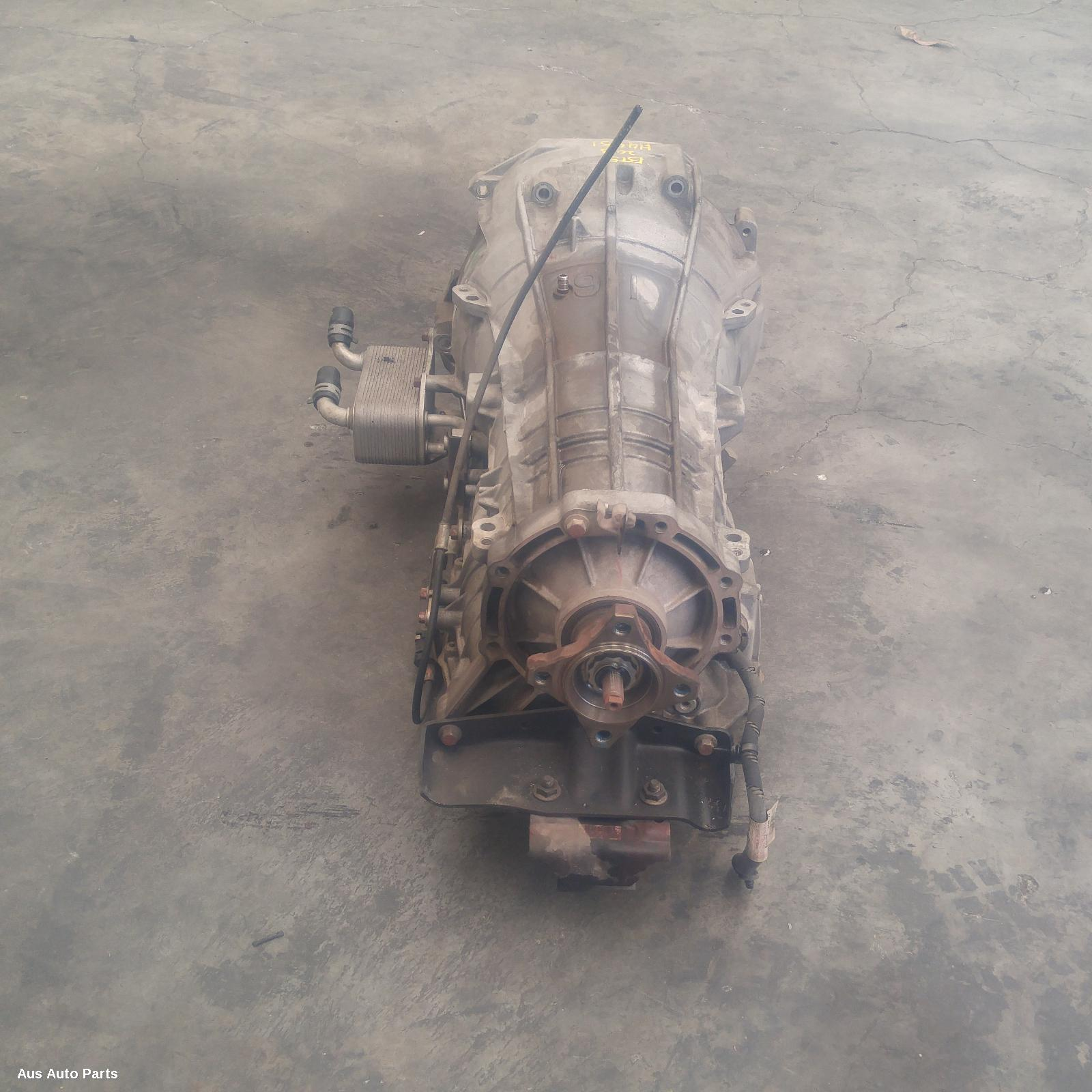94991, Used transmission/gearbox for 2013 bt50| auto, rwd, diesel