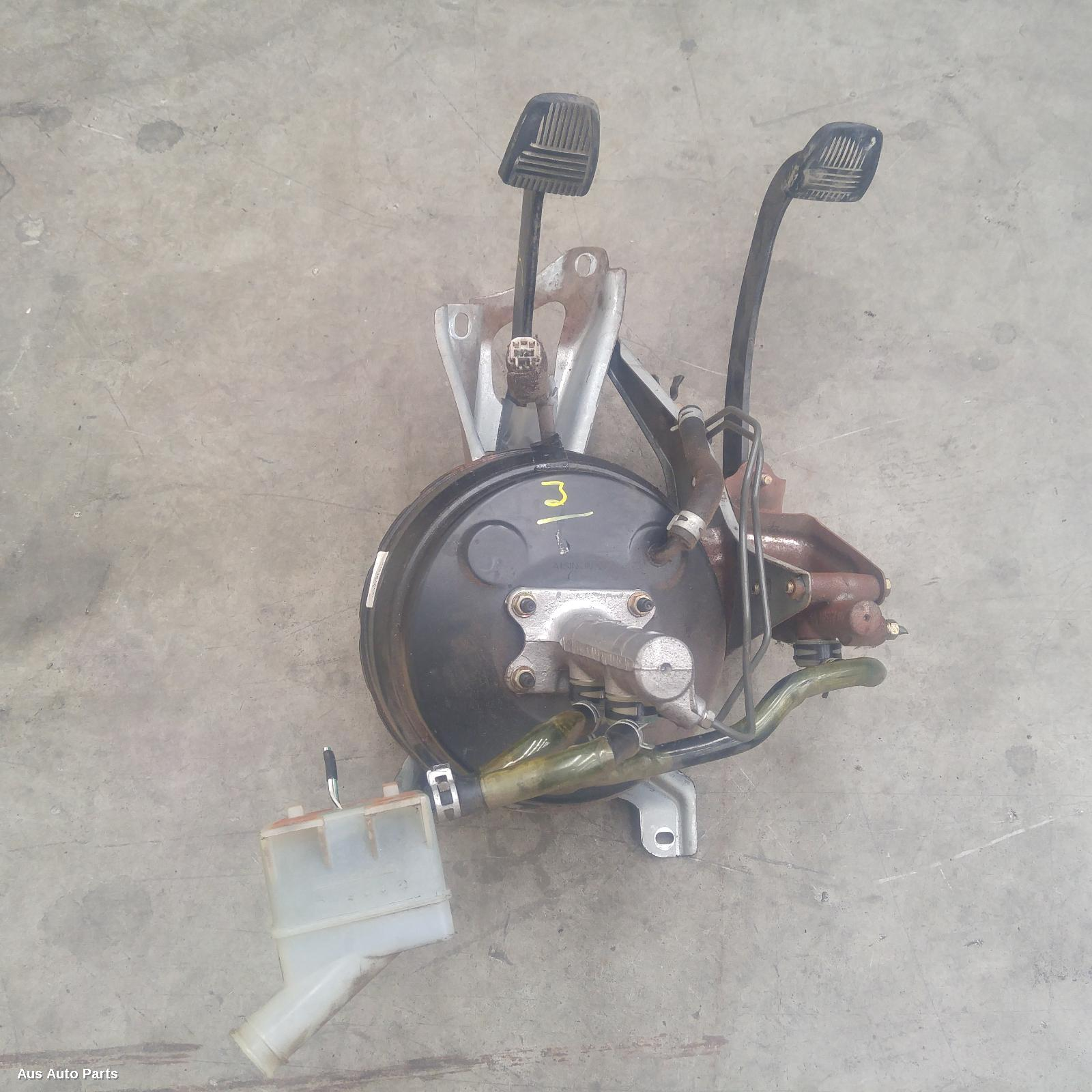 Result Brake Booster for Toyota Hiace|Aus Auto Parts(1011)