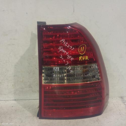 right taillight