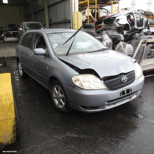 Toyota 2001 ~ 2007 Corolla