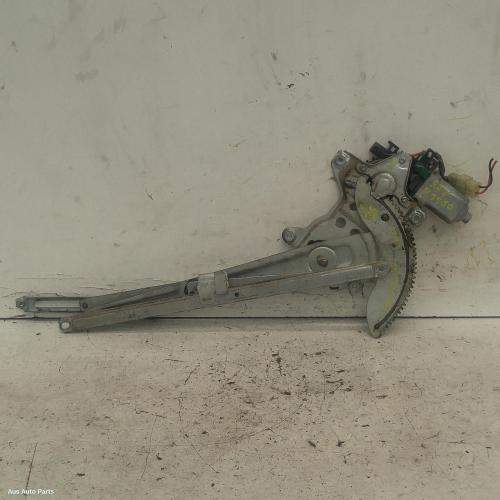 right front window regulator/motor