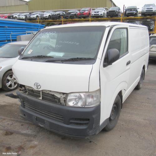 Toyota Hiace Used Bootlid/tailgate